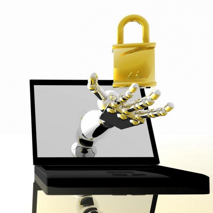 Как установить пароль в документе