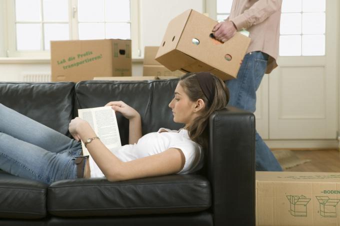 Жить вместе - обоюдное желание?