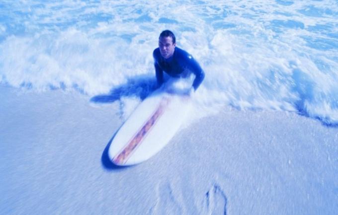 Возможно, ваш мужчина - будущий серфингист