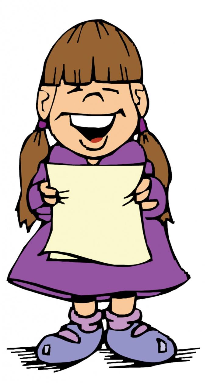 Как представить себя на конкурсе в стихах