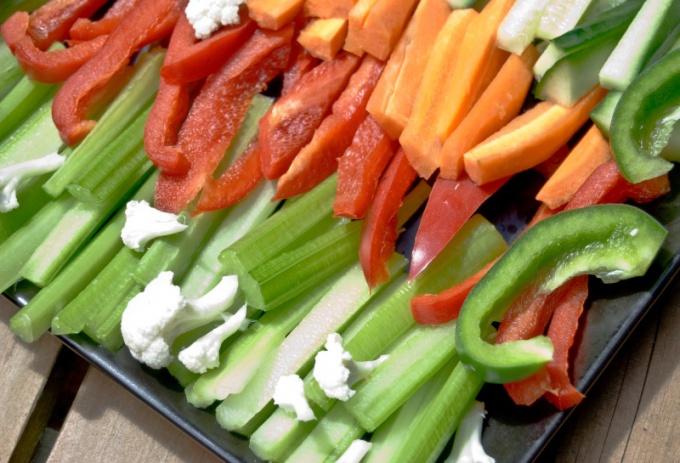 Овощи - лучшая еда