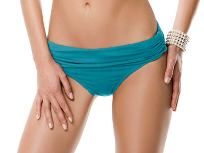 How to remove irritation from the bikini area