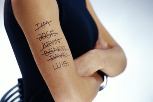 Выбор нужно делать с умом, ведь татуировку мылом не смоешь