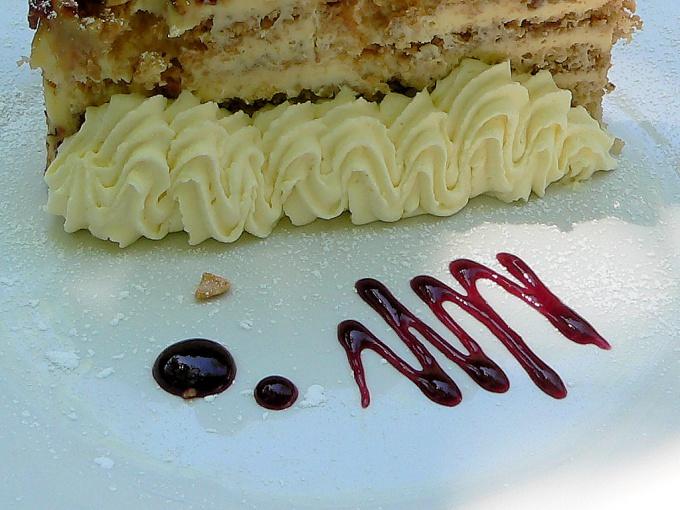 Как готовить кофейный торт с имбирем