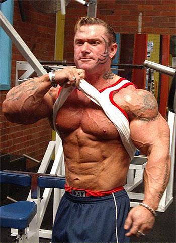 Как накачать мышцы эффективно