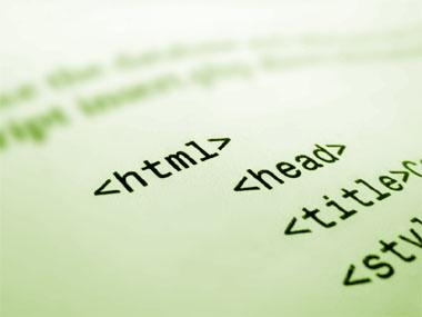 Изменение HTML-тегов заголовка