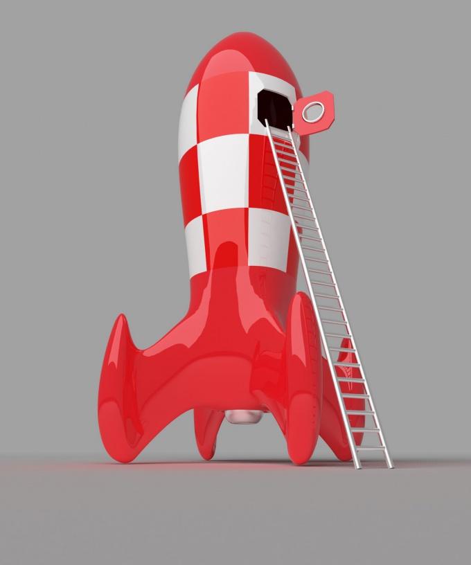 Как сделать игрушечную ракету