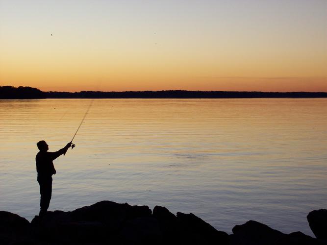Ловись, рыбка, большая!