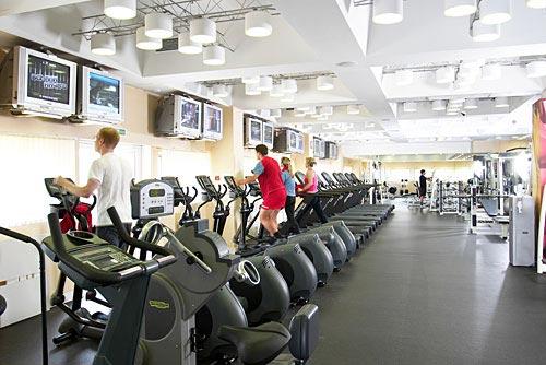 Как открыть фитнес центр