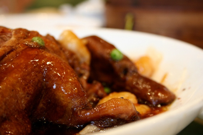 How to cook Peking duck