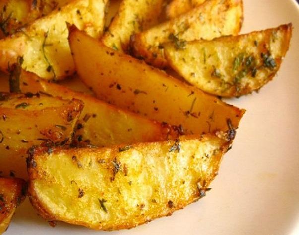 Как приготовить картошку по-деревенски
