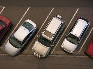 Как припарковать машину