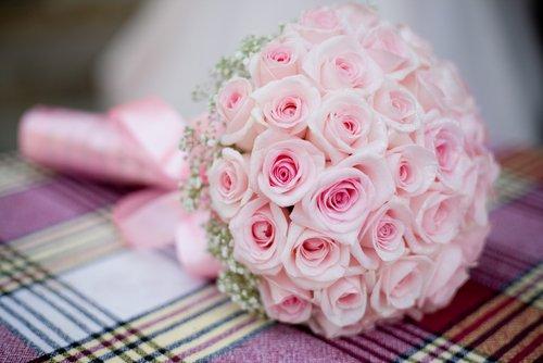 Как сделать букет для невесты