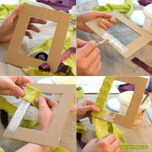 Как нарисовать рамку
