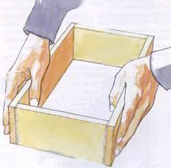 Как сделать <strong>ящик</strong>