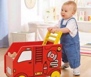 Как приучить ребёнка ходить