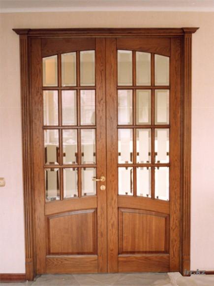 удалить пятно с двери