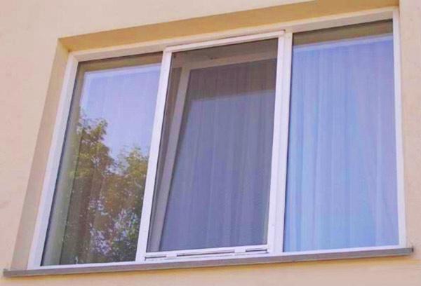 Как установить москитную <b>сетку</b> на <strong>окно</strong>