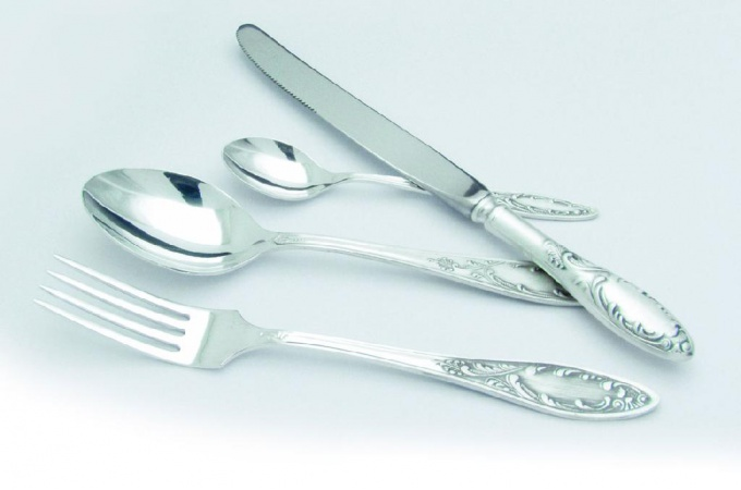 How to clean Nickel silver spoons