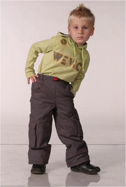 Как сшить штаны на ребенка