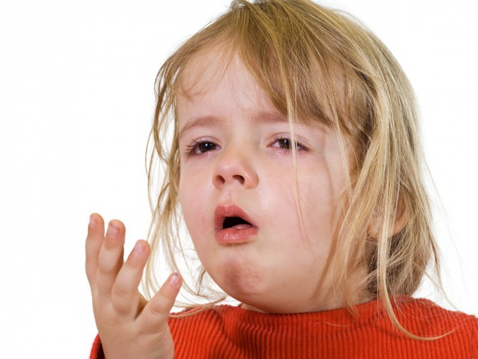 Как утехамирить кашель у ребенка