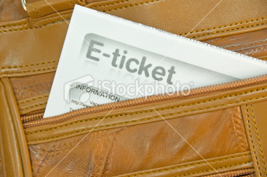 How to order an e-ticket