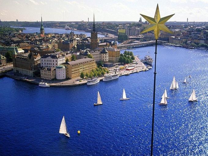 Как уехать в швецию