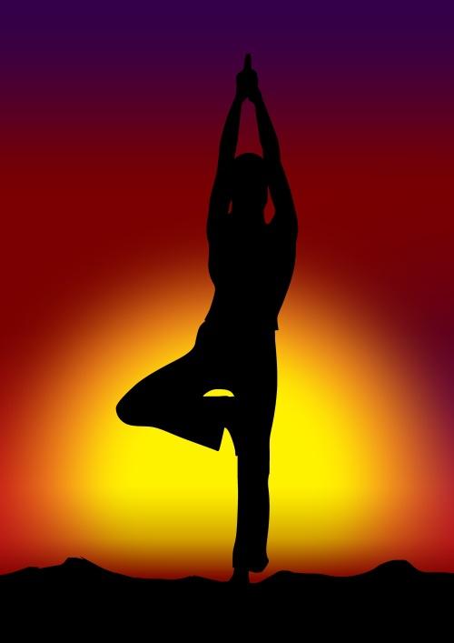 Йога - отличный способ поддерживать здоровье позвоночника