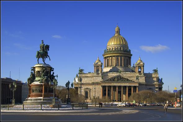 How to get a job in Saint-Petersburg
