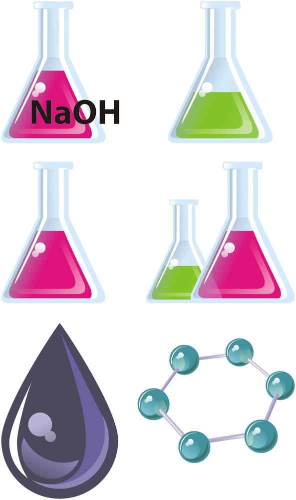 При химическом рафинировании используется щелочь