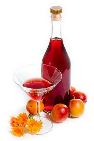 Prepare wine at home.