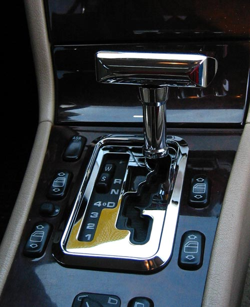 How to warm up the automatic transmission