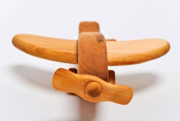 Как сделать деревянный самолет