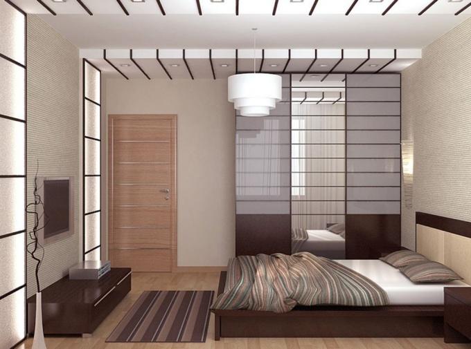 Как сделать красивую <strong>спальню</strong>