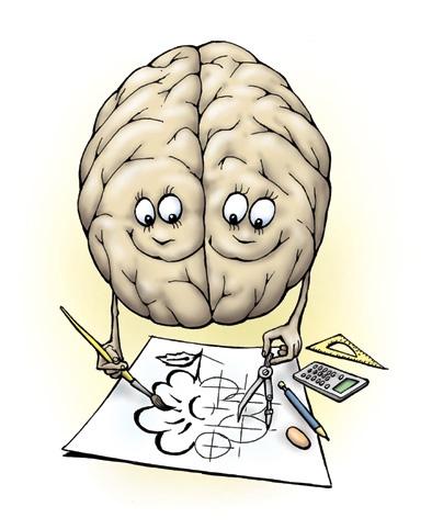 Как развивать головной мозг