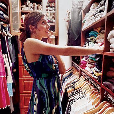 Переберите гардероб