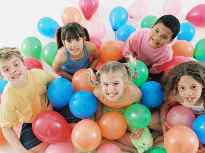 Как провести праздник для <b>детей</b>