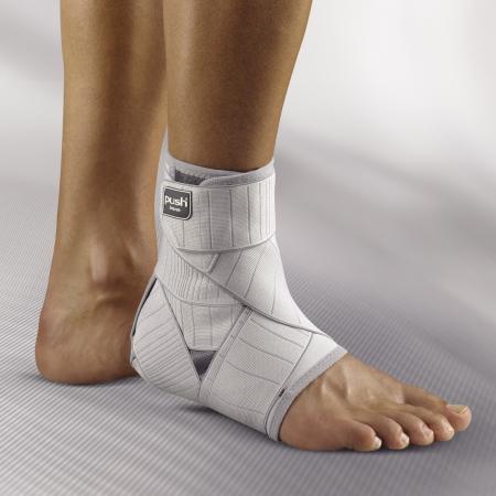 Как разрабатывать ногу при переломе <strong><b>лодыжки</b></strong>