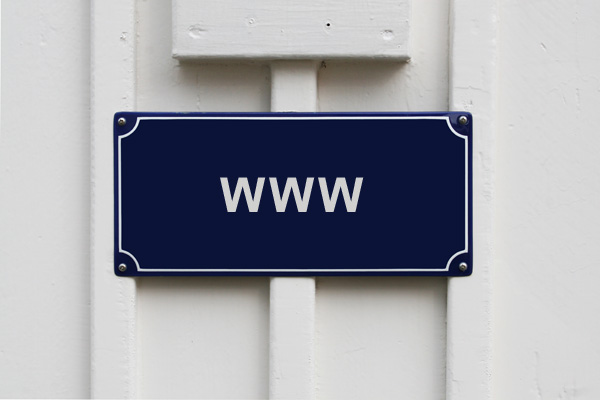 Как сделать интернет-адрес