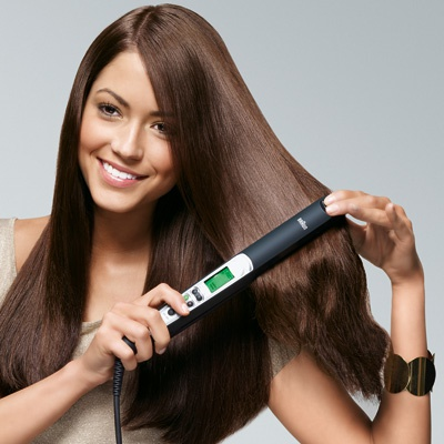 Как сделать из <b>толстых</b> <strong>волос</strong> тонкие
