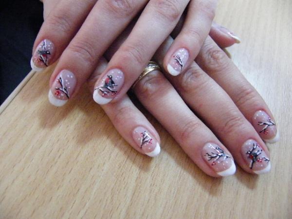 Как раскрашивать ногти