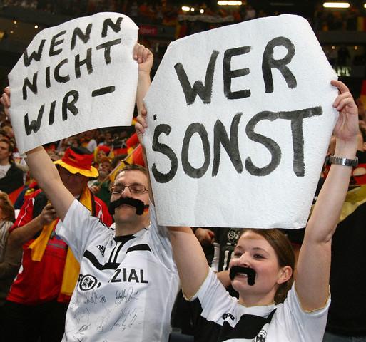 Большинство немецких слов очень легки в плане прочтения