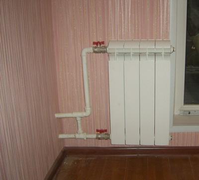 Как промывать систему отопления