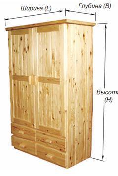 Измерьте мебель.