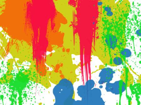 Как раскрасить стены