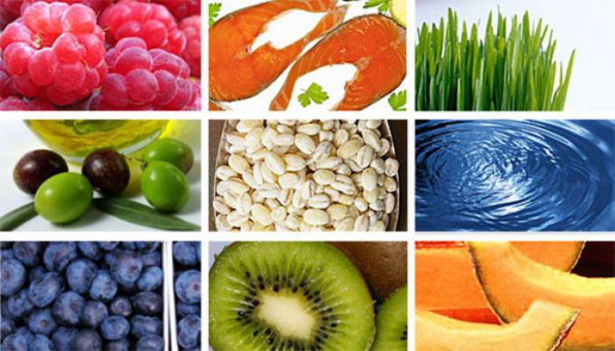 Как сбалансировать питание