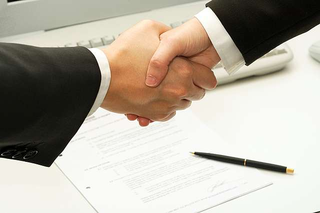 The contract is concluded, but not executed properly
