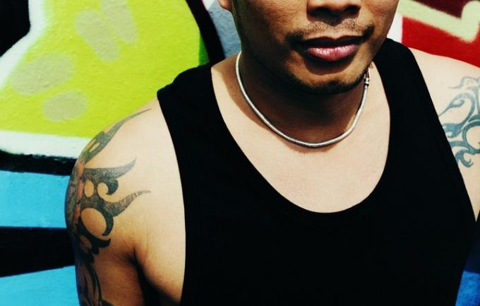 Как сделать краску для татуировки