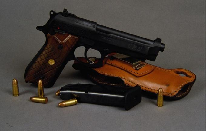 Как переоформить ружье