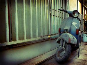 Как продать скутер
